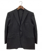 TAGLIATORE(タリアトーレ)の古着「2Bジャケット」|ブラック