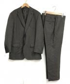 CARUSO(カルーゾ)の古着「セットアップスーツ」|ブラウン