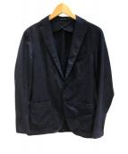 ()の古着「モンテカルロ2Bジャケット」 ネイビー