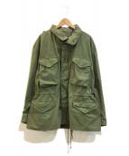 ()の古着「M65ジャケット」 オリーブ