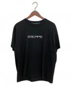 FUMITO GANRYU(フミトガンリュウ)の古着「T-shirt-Escape」|ブラック
