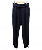 MM6 Maison Margiela(エムエムシックス メゾンマルジェラ)の古着「パンツ」|ブラック