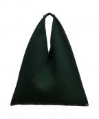 MM6 Maison Margiela(エムエムシックス メゾンマルジェラ)の古着「ジャパニーズトートバッグ」|グリーン