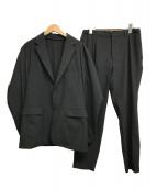 ()の古着「セットアップスーツ ストレッチ」 グレー