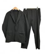 ABAHOUSE(アバハウス)の古着「セットアップスーツ ストレッチ」|グレー