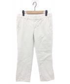 ()の古着「smartパンツ」 ホワイト