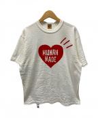 HUMAN MADE(ヒューマンメイド)の古着「Tシャツ」|ホワイト