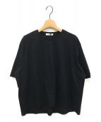 ()の古着「富岡Tシャツ」 ブラック
