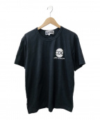 CDG(シーディージー)の古着「Tシャツ」 ブラック
