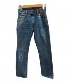LEVI'S VINTAGE CLOTHING(リーバイスヴィンテージクロージング)の古着「505デニムパンツ」 ブルー