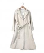 CELFORD(セルフォード)の古着「ロングコート」|アイボリー