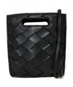 ()の古着「メッシュミニバッグ」|ブラック
