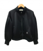 ZUCCa×le coq sportif(ズッカ×ルコックスポルティフ)の古着「ジャージ / トラックジャケット」|ブラック