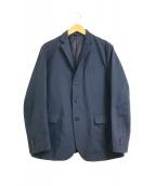 ()の古着「3ボタンジャケット」 ネイビー