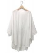 ()の古着「ブラウス」|ホワイト