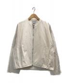 ()の古着「ブルゾン」|ホワイト