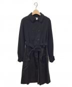 AMBELL(アンベル)の古着「トレンチコート」|ブラック