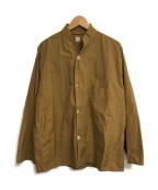 KAPTAIN SUNSHINE(キャプテンサンシャイン)の古着「スリーピングジャケット」 ブラウン