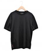 PRADA(プラダ)の古着「ポケットTシャツ」|ブラック