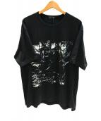 ()の古着「BIG T-SHIRT」|ブラック