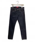 SUPREME(シュプリーム)の古着「Rigid Slim Jean」|ブラック