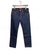 SUPREME(シュプリーム)の古着「Rigid Jean」|インディゴ