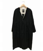 pas de calais(パドカレ)の古着「ワンピース」|ブラック