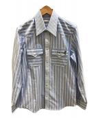 ()の古着「ストライプシャツ」