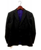 ()の古着「2Bジャケット」 ブラック