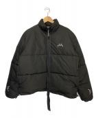 ()の古着「PUFFA COAT」 ブラック