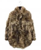 PROTAGONISTA(プロタゴニスタ)の古着「トスカーナジャケット」|ブラウン