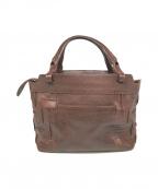 genten()の古着「トートバッグ」|ブラウン