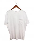 MONCLER(モンクレール)の古着「MAGLIA T-shirt」|ホワイト