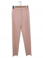6(ROKU) BEAUTY&YOUTH(ロク ビューティーアンドユース)の古着「スケパンツ」 ピンク