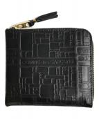 ()の古着「財布」|ブラック