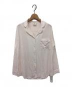gelato pique(ジェラート・ピケ)の古着「ストライプモダールセットアップ」|ピンク
