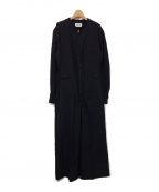 LEMAIRE(ルメール)の古着「ジャンプスーツ」 ブラック