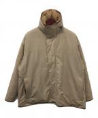 is-ness(イズネス)の古着「Reversible Fleece Jacket」|ベージュ