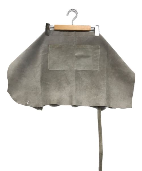 HENDER SCHEME(エンダースキーマ)Hender Scheme (エンダースキーマ) スエードピッグエプロンの古着・服飾アイテム