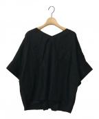 ADORE(アドーア)の古着「ブラウス」|ブラック