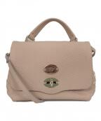 zanellato(ザネラート)の古着「ポスティーナベイビー / 2WAYバッグ」|ピンク