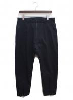 PRADA(プラダ)の古着「21AW ×GORE-TEX PRO ナイロンパンツ」 ブラック