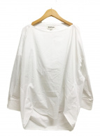 ()の古着「プルオーバーブラウス」 ホワイト