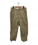 CORONA(コロナ)の古着「FATIGUE SLACKS」|ベージュ