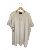 ()の古着「Tシャツ」|アイボリー