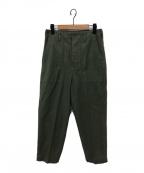 Americana(アメリカーナ)の古着「Cargo Pants」|オリーブ