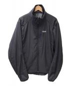 ()の古着「VERSO JACKET/中綿ジャケット」 ブラック