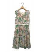 ()の古着「SEEMANNIA ドレス」|ホワイト
