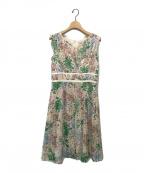 TOCCA(トッカ)の古着「SEEMANNIA ドレス」|ホワイト