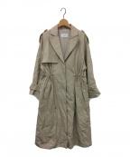 ETRE TOKYO(エトレトウキョウ)の古着「コート」|ベージュ